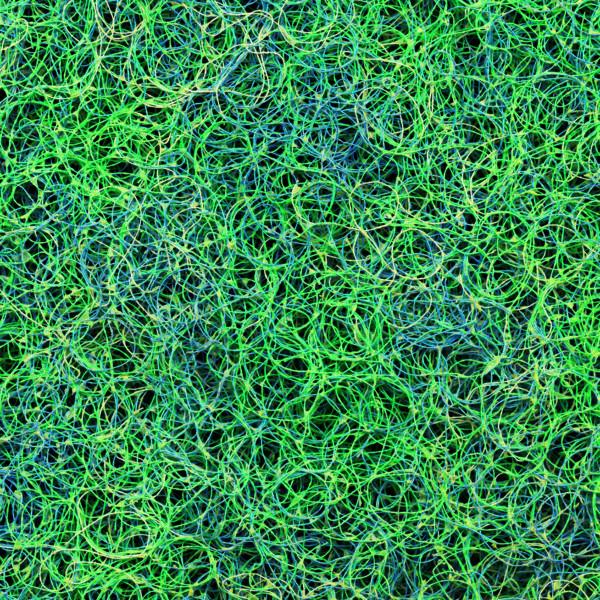 détail fibres isolantes aérotex