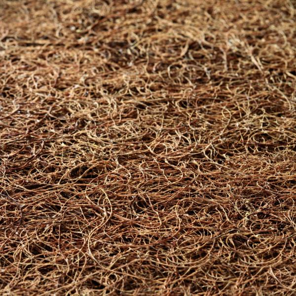 détail fibres de coco